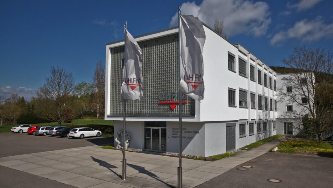 UHRIG - Ihr Spezialist fr Tiefbau, Kanalbau & Energie aus Abwasser